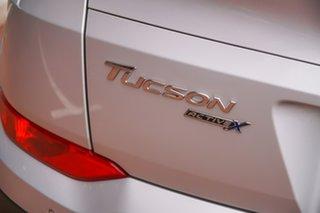 2017 Hyundai Tucson TL MY18 Active X 2WD Silver 6 Speed Sports Automatic Wagon