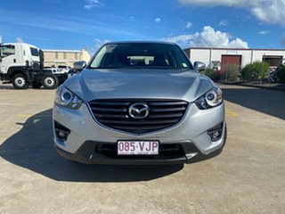 2014 Mazda CX-5 KE1071 MY14 Maxx SKYACTIV-Drive Sport Silver 6 Speed Sports Automatic Wagon