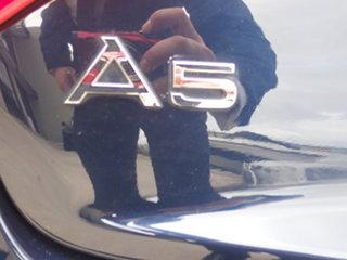 2011 Audi A5 8T MY12 3.0 TDI Quattro Deep Blue Metallic 7 Speed Auto Direct Shift Cabriolet