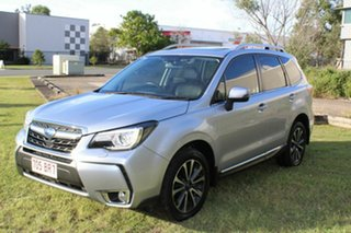 2016 Subaru Forester S4 MY17 XT CVT AWD Premium Silver 8 Speed Constant Variable Wagon.