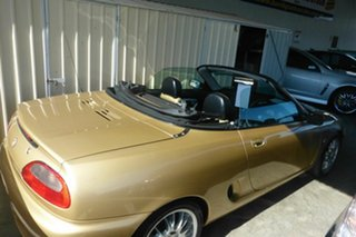 2000 MG F MY2001 Gold 5 Speed Manual Roadster