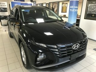 2021 Hyundai Tucson NX4 Deep Sea Blue Automatic Wagon.