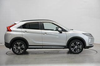 2019 Mitsubishi Eclipse Cross YA MY19 Exceed AWD Silver 8 Speed Constant Variable Wagon