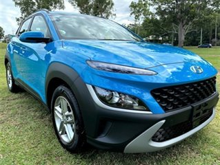 2021 Hyundai Kona Os.v4 MY21 2WD Dive in Jeju 8 Speed Constant Variable Wagon.