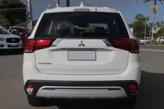 2019 Mitsubishi Outlander ZL MY20 ES 2WD Starlight 6 Speed Constant Variable Wagon