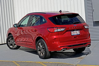 2020 Ford Escape ZH 2020.75MY ST-Line Red 8 Speed Sports Automatic SUV.