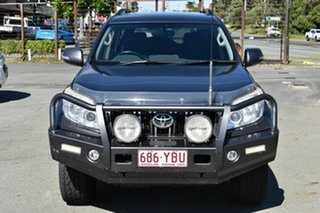 2011 Toyota Landcruiser Prado KDJ150R 11 Upgrade GXL (4x4) Grey 5 Speed Sequential Auto Wagon.