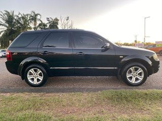 2010 Ford Territory SY MkII TX Black 4 Speed Sports Automatic Wagon.