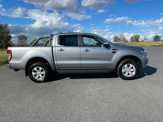 2020 Ford Ranger PX MkIII 2021.25MY XLT Aluminium 6 Speed Sports Automatic Double Cab Pick Up
