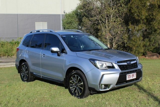 Used Subaru Forester S4 MY17 XT CVT AWD Premium Ormeau, 2016 Subaru Forester S4 MY17 XT CVT AWD Premium Silver 8 Speed Constant Variable Wagon