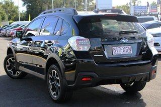 2016 Subaru XV G4X MY17 2.0i Lineartronic AWD Black 6 Speed Constant Variable Wagon.