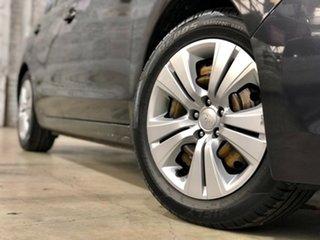 2012 Subaru Impreza G4 MY12 2.0i Lineartronic AWD Grey 6 Speed Constant Variable Sedan