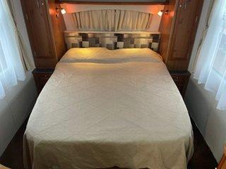 2009 Windsor Genesis GC638/9S Caravan