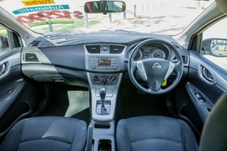 2013 Nissan Pulsar C12 ST-S White Continuous Variable Hatchback