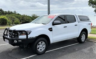 2017 Ford Ranger PX MkII XLS Double Cab Automatic.