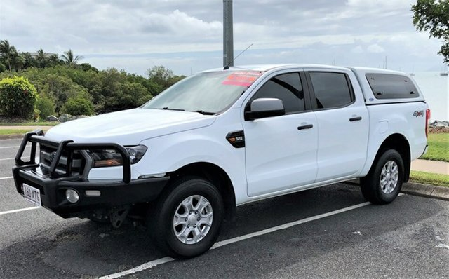 Used Ford Ranger PX MkII XLS Double Cab Proserpine, 2017 Ford Ranger PX MkII XLS Double Cab Automatic