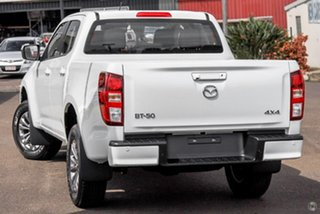 2021 Mazda BT-50 TFS40J XT White 6 Speed Sports Automatic Utility