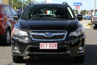 2016 Subaru XV G4X MY17 2.0i Lineartronic AWD Black 6 Speed Constant Variable Wagon