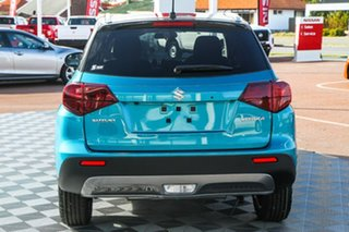 2021 Suzuki Vitara LY Series II 2WD Turquoise/Black Roof 6 Speed Sports Automatic Wagon.