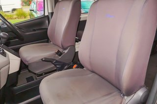 2019 Toyota HiAce GDH322R Commuter High Roof Super LWB White 6 Speed Sports Automatic Bus