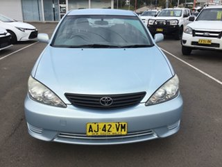 2006 Toyota Camry MCV36R MY06 Altise Blue 4 Speed Automatic Sedan.