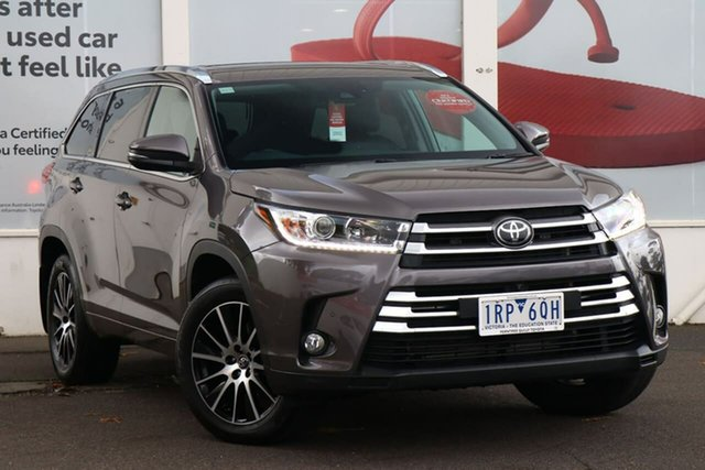 Pre-Owned Toyota Kluger Ferntree Gully, Kluger AWD GRANDE 3.5L Petrol Automatic Wagon