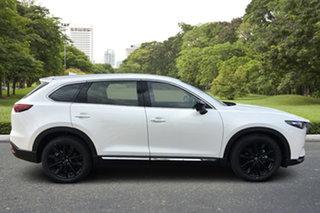 2021 Mazda CX-9 TC GT SP SKYACTIV-Drive White Pearl 6 Speed Sports Automatic Wagon.