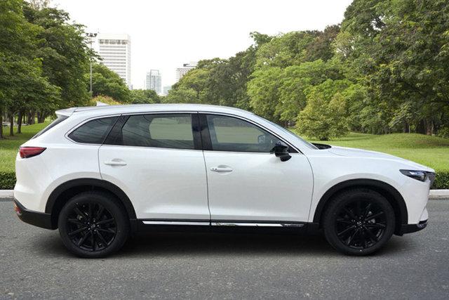 Demo Mazda CX-9 TC GT SP SKYACTIV-Drive Paradise, 2021 Mazda CX-9 TC GT SP SKYACTIV-Drive White Pearl 6 Speed Sports Automatic Wagon