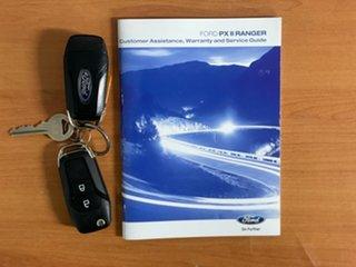 2016 Ford Ranger PX MkII XLT Super Cab Metropolitan Grey 6 Speed Sports Automatic Utility