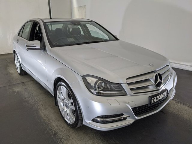 Used Mercedes-Benz C-Class W204 MY13 C250 CDI BlueEFFICIENCY 7G-Tronic + Avantgarde Maryville, 2012 Mercedes-Benz C-Class W204 MY13 C250 CDI BlueEFFICIENCY 7G-Tronic + Avantgarde Silver Or Chr