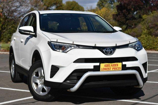 Used Toyota RAV4 ALA49R GX AWD Enfield, 2016 Toyota RAV4 ALA49R GX AWD White 6 Speed Sports Automatic Wagon