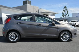 2016 Ford Fiesta WZ Sport Bronze 5 Speed Manual Hatchback.