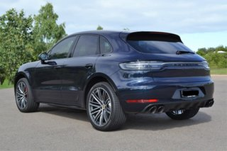 2020 Porsche Macan 95B MY20 GTS PDK AWD Blue 7 Speed Sports Automatic Dual Clutch Wagon