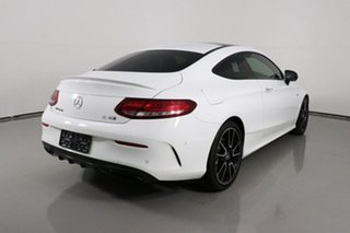 2016 Mercedes-AMG C43 C White 9 Speed Automatic G-Tronic Coupe