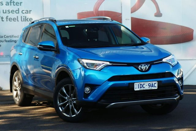 Pre-Owned Toyota RAV4 Ferntree Gully, RAV 4 Cruiser-AWD 2.5L Petrol Automatic 5 Door Wagon