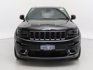 2013 Jeep Grand Cherokee WK MY14 SRT 8 (4x4) Black 8 Speed Automatic Wagon.
