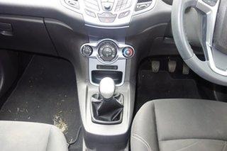 2014 Ford Fiesta WZ Trend Blue 5 Speed Manual Hatchback
