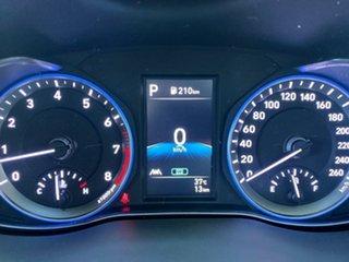 2021 Hyundai Kona Os.v4 MY21 2WD Surfy Blue 8 Speed Constant Variable Wagon