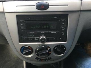 2007 Holden Viva JF MY08 Silver 5 Speed Manual Hatchback