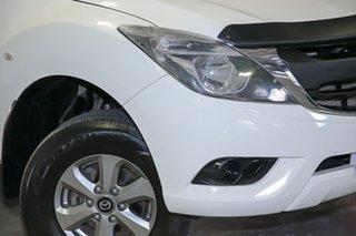 2016 Mazda BT-50 UR0YF1 XT 4x2 Hi-Rider White 6 Speed Manual Utility.