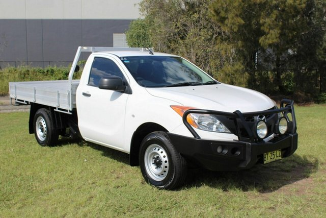 Used Mazda BT-50 UP0YD1 XT 4x2 Ormeau, 2012 Mazda BT-50 UP0YD1 XT 4x2 White 6 Speed Manual Cab Chassis