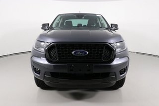 2020 Ford Ranger PX MkIII MY20.25 FX4 3.2 (4x4) Graphite 6 Speed Manual Double Cab Pick Up.