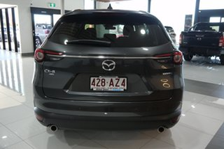 2021 Mazda CX-8 KG4W2A Touring SKYACTIV-Drive i-ACTIV AWD SP Grey 6 Speed Sports Automatic Wagon