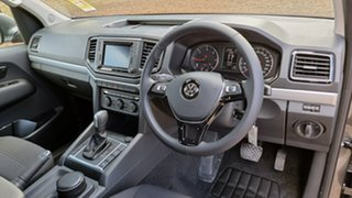 2020 Volkswagen Amarok 2H MY21 TDI580 4MOTION Perm Highline Indium Grey 8 Speed Automatic Utility