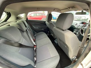2012 Ford Fiesta WT CL White 5 Speed Manual Hatchback