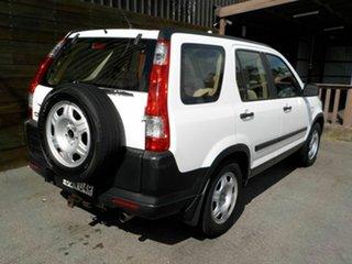 2005 Honda CR-V RD MY2005 4WD White 5 Speed Automatic Wagon