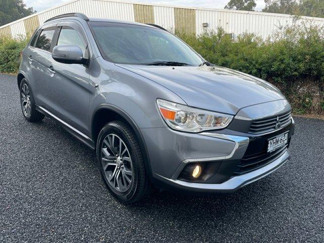 Used Mitsubishi ASX XC MY17 LS 2WD Maitland, 2017 Mitsubishi ASX XC MY17 LS 2WD Grey 6 Speed Constant Variable Wagon