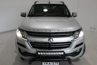2019 Holden Trailblazer RG MY20 Storm Silver 6 Speed Sports Automatic Wagon