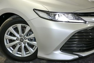 2018 Toyota Camry ASV70R Ascent Silver 6 Speed Sports Automatic Sedan.