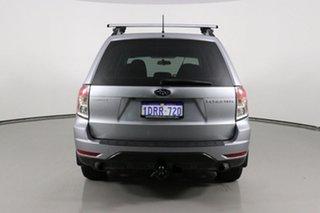 2011 Subaru Forester MY11 XS Silver 5 Speed Manual Wagon